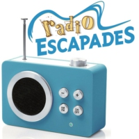 Logo of radio station Radio Escapades