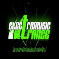 Logo of radio station ELECTROMUSIC TRANCE