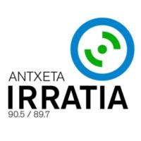 Logo of radio station Antxeta Irratia
