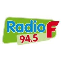 Logo of radio station Radio F