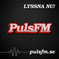 Logo of radio station Puls FM Varberg