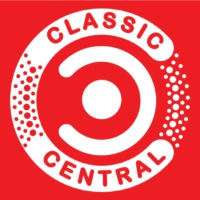 Logo of radio station Classic Central Radio
