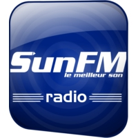 Logo of radio station SunFM Radio