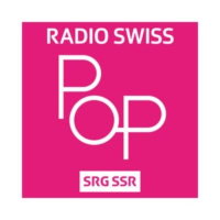 Logo of radio station Radio Swiss Pop
