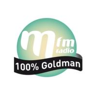 Logo de la radio MFM Radio 100% Goldman