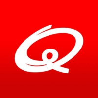 Logo of radio station Q-music NL
