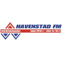 Logo of radio station Havenstad FM