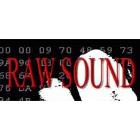 Logo of radio station Raw Sound