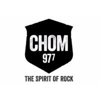Logo de la radio CHOM 97.7