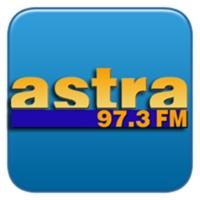 Logo de la radio Astra FM 97.3
