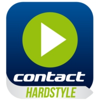 Logo of radio station Contact Hardstyle