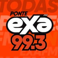 Logo of radio station Exa FM 99.3