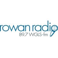 Logo de la radio WGLS Rowan Radio