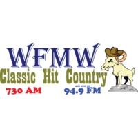 Logo of radio station WFMW 730