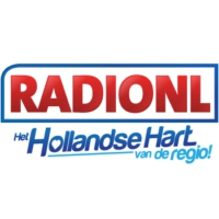 Logo of radio station RadioNL