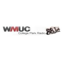 Logo of radio station WMUC Univ. of Maryland 88.1 FM