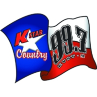 Logo de la radio KVST K-Star Country FM 99.7