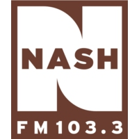 Logo of radio station WSM Nash FM 103.3