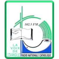 Logo of radio station Radio Nationale Catholique CI