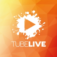 Logo of radio station TubeLive