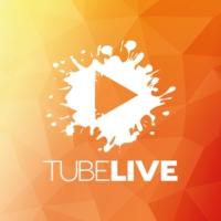 Logo of radio station TubeLive