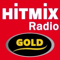 Logo of radio station HITMIX Gold