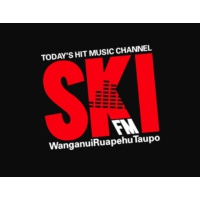 Logo of radio station SKI FM