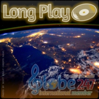 Logo de la radio Globe 247 Long Play Radio