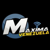 Logo of radio station Maxima Venezuela