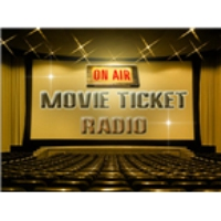 Logo de la radio Movie Ticket Radio Pop