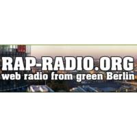 Logo of radio station Rap Radio