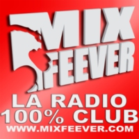 Logo of radio station FeeverMix