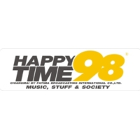 Logo de la radio Happy Time Chiang Mai