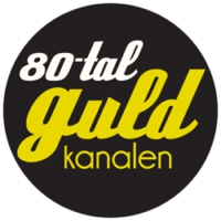 Logo of radio station Guldkanalen 80-tal