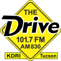 Logo de la radio KDRI The Drive 101.7 FM