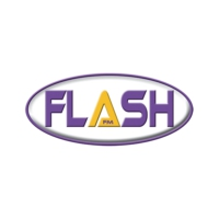 Logo de la radio Flash FM