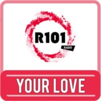 Logo of radio station R101 Your Love