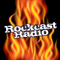 Logo of radio station Rockcast Radio