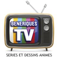 Logo of radio station Génériques TV