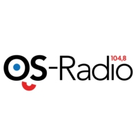 Logo of radio station OS-Radio 104.8
