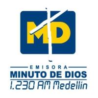 Logo de la radio Minuto de Dios - Medellín 1230AM