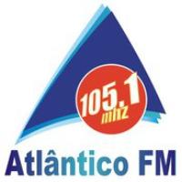 Logo de la radio Atlantico FM