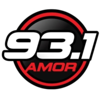 Logo of radio station WPAT Amor 93.1