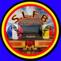 Logo of radio station S.L.F.B