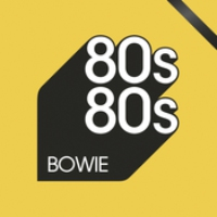 Logo of radio station 80s80s David Bowie