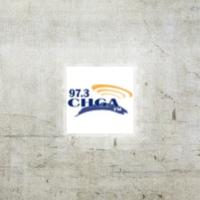 Logo of radio station CHGA