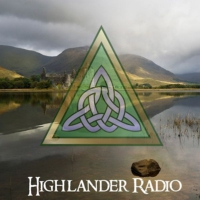 Logo of radio station Highlander-Radio