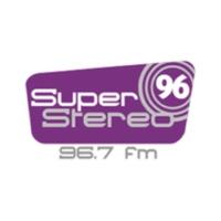 Logo of radio station XHPAZ Super Stereo 96 FM