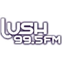 Logo de la radio Lush 99.5