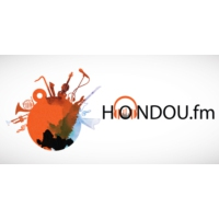 Logo of radio station HONDOU FM
